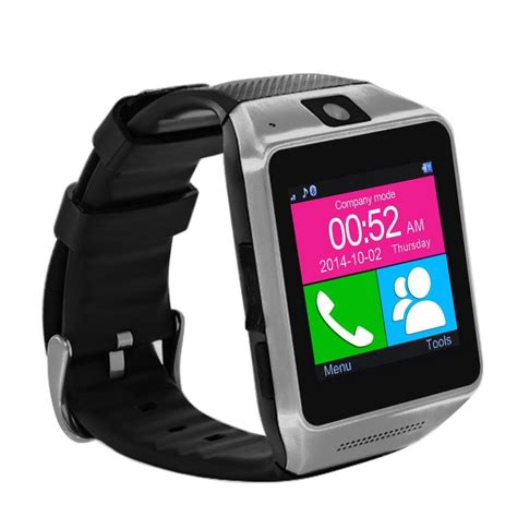 Tangan Pertama Smart Phone Dz09 android smartwatch dz09 black silver price home shopping