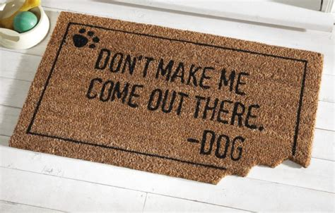 funny welcome mats 12 socially awkward doormats engineers need when they are