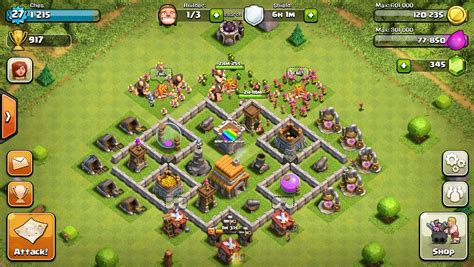 best layout in coc th5 clash of clans best defense layout car interior design