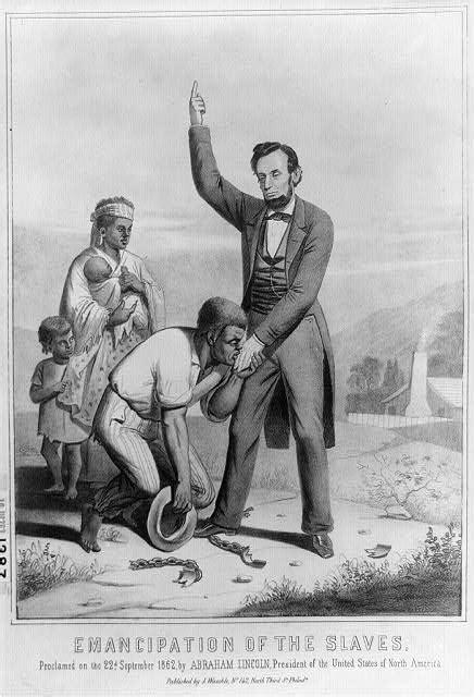 how abraham lincoln end slavery cameron elementary school