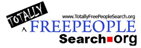 Free Peoples Search Finder Free Search