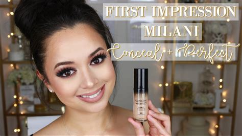 10752 Mirani 2 In 1 milani 2 in 1 foundation concealer impressions