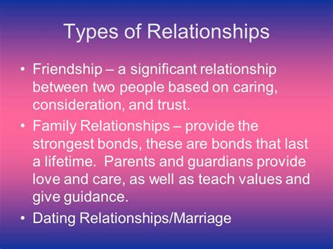 8 types of relationships you ll have in life fishkaida