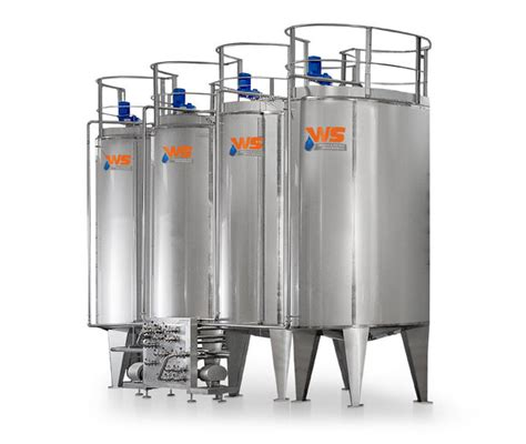 syrup storage equipments ws drinks water processing