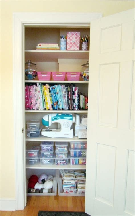 Sewing Closet Organization by 18 Best Photos Of Closet Organization Ideas Sewing Craft