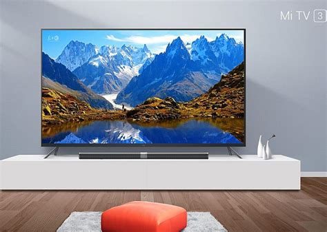 xiaomi mi tv 3 with 70 inch 4k display launched technology news