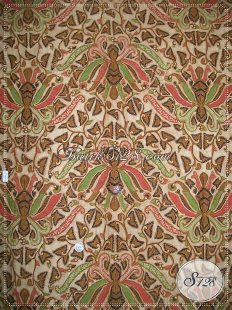 Sprei Katun Motif Pisang toko kain batik motif pisang bali kain batik warna elegan