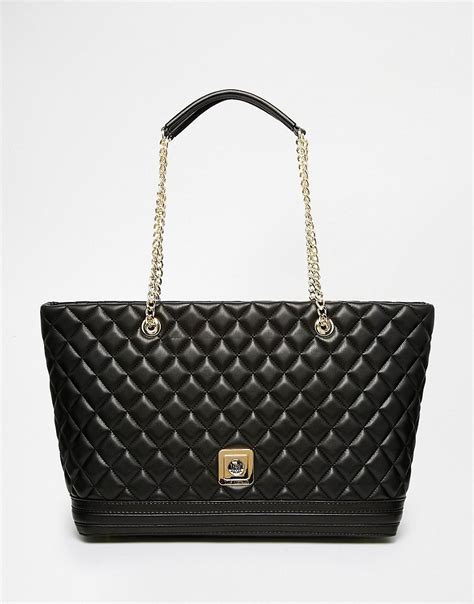 Moschino Bag moschino moschino quilted shopper bag at asos