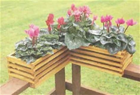 Deck Railing Planter Box Plans by Free Deck Railing Planter Plans Woodwork City Free