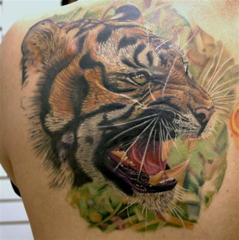 50 Amazing Tiger Tattoos Design Incredible Snaps Tiger Tattoos On The Back