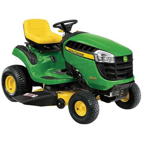 John Deere D105 42 Quot 17 5hp Lawn Tractor John Deere