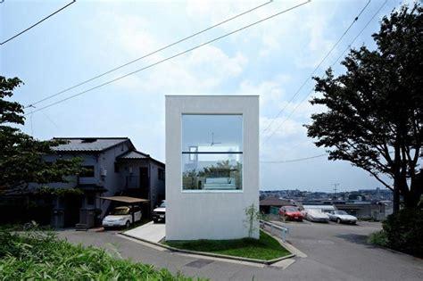 small home design japan vivienda en hiyoshi moderna casa japonesa