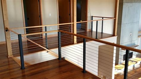 Wire Handrail Systems Image Gallery Of Excell Railings Handrails Stairs