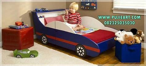 ranjang mobil untuk anak tempat tidur mobil untuk anak