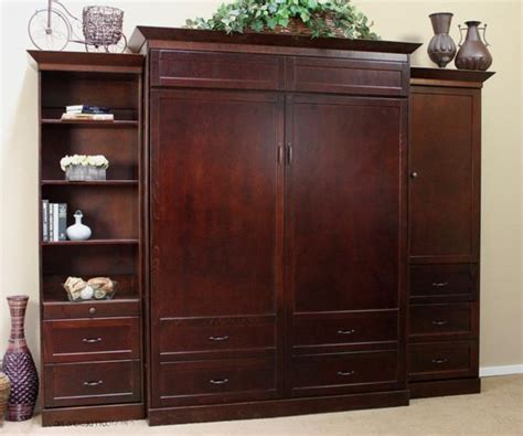 Murphy Bed Chest by Woodland Wallbed Wallbeds Murphy Chest Beds