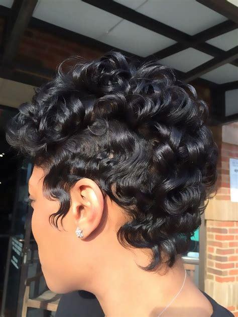 short jumbo curls weave 20 best finger waves images on pinterest short cuts