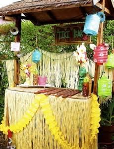 Luau Tiki Bar Hut Tiki Bar For Cocktails Tiki Ideas Every