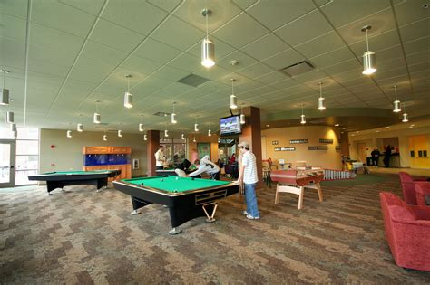 recreation room dudley h davis center
