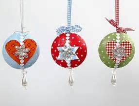 retro christmas hanging decorations