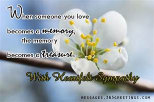 sympathy messages 365greetings