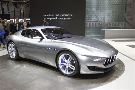 maserati alfieri 2015 maserati alfieri exclusive pictures on sale date