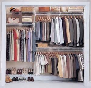 Closetmaid On Sale Wardrobes Reach In Closet And Wire Shelving On Pinterest