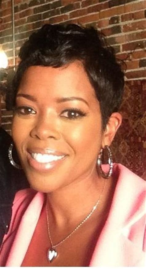 short hair styles worn by malinda williams malinda williams hair pinterest malinda williams