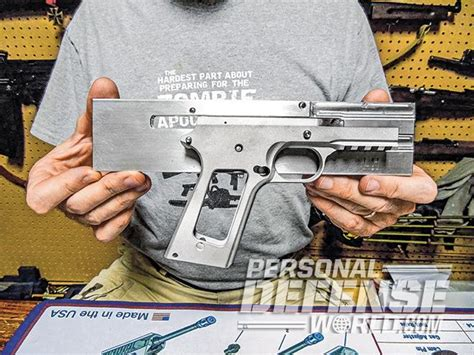 how to build your own home how to build your own 1911 pistol at home