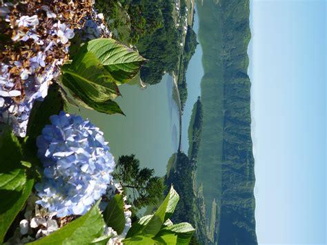 turisti per caso azzorre vista sul lago viaggi vacanze e turismo turisti per caso