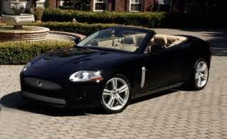 Second Jaguar Xkr Convertible Car And Driver