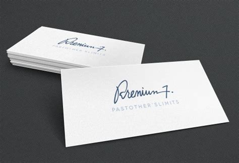 psd name card template free simple business card design template psd titanui