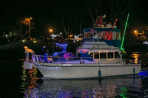 the boat parade winners announced for 42nd annual boat parade of lights