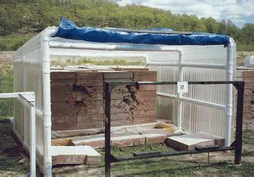 Simple To Build House Plans shock absorbing concrete sacon bullet trap terran