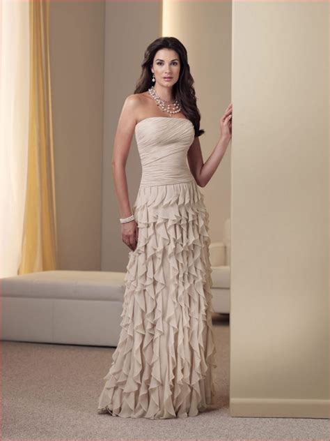 Mother of the bride dresses beach wedding 2016 2017   B2B