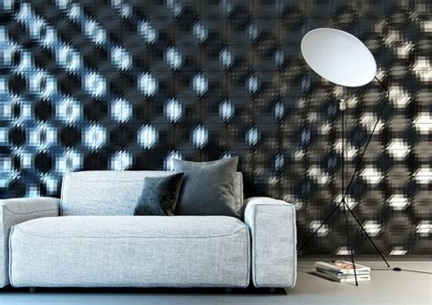 design milk tiles faceted wall tiles by levi fignar for kaza concrete