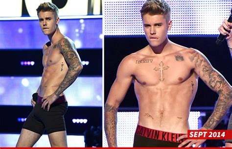justin biebers calvin klein bulge before and after photoshop justin bieber calvin klein before and after bing images
