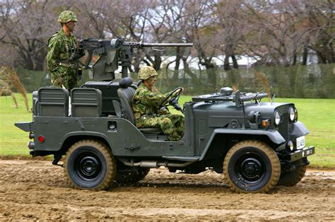 japanese military jeep japanese military vehicles