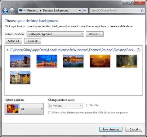 themes for windows 7 location windows 7 themes how to unlock them or create your own