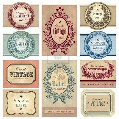 printable vintage labels pinterest vintage labels printable graphic design pinterest