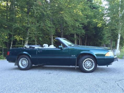 1990 lx mustang conv 7 up classic ford mustang 1990 for sale