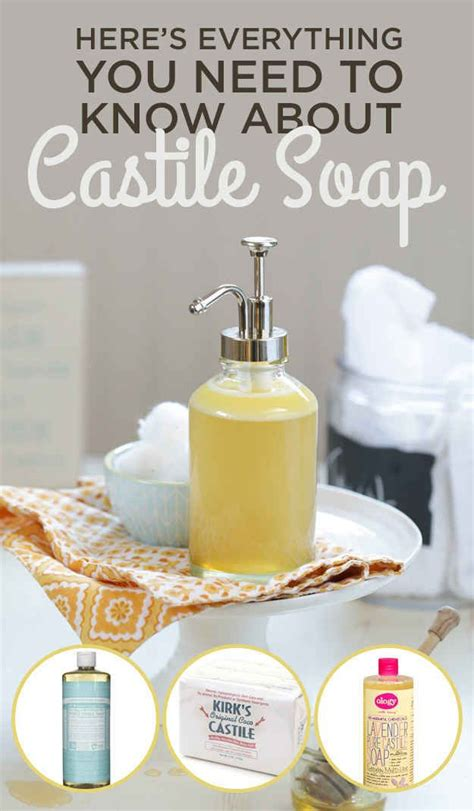 my lovehate relationship with castile soap accidentally here s how to use castile soap to clean everything in your