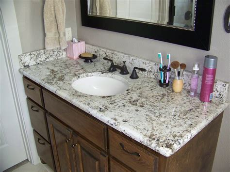 Vanity Granite by Newstar Supply Wilson Sons Garrett Granite Countertops