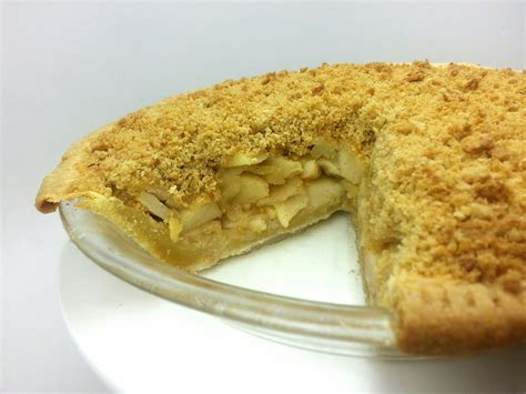 how to make this apple crumb pie