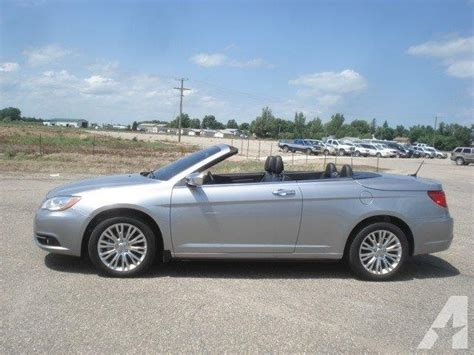 Used Chrysler 200 Convertible by 2014 Chrysler 200 Convertible For Sale 97 Used Cars From