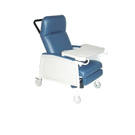 Drive Recliner Chairs by Drive 3 Position Blue Ridge Geri Chair Recliner