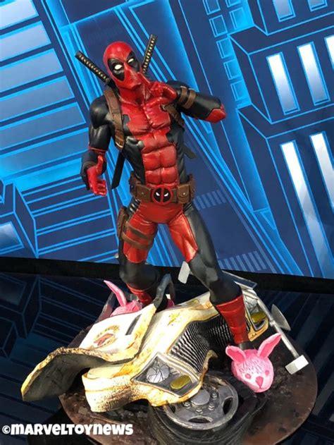 New Original Marvel Select Deadpool marvel select beast gallery deadpool statue up for order marvel news