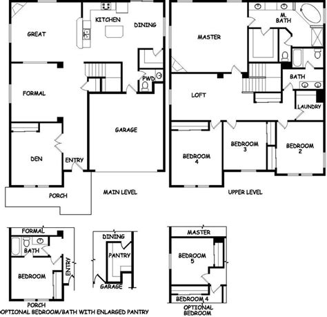 hayden homes floor plans hayden homes teton floor plan house design ideas