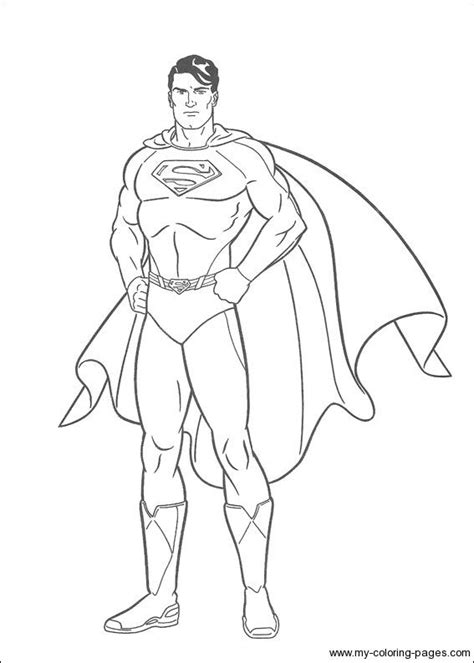 superman birthday coloring pages superman printable coloring pages http