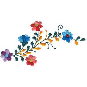 mexican flower drawing mexican flowers 1 fs230 48 oesd mexican