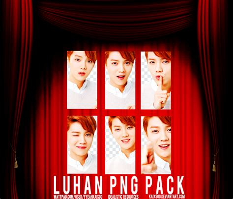 Nature Republic 3 Pack luhan png pack nature republic by kaixsoo on deviantart